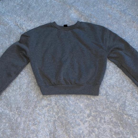 Wild Fable grey sweatshirt - size small